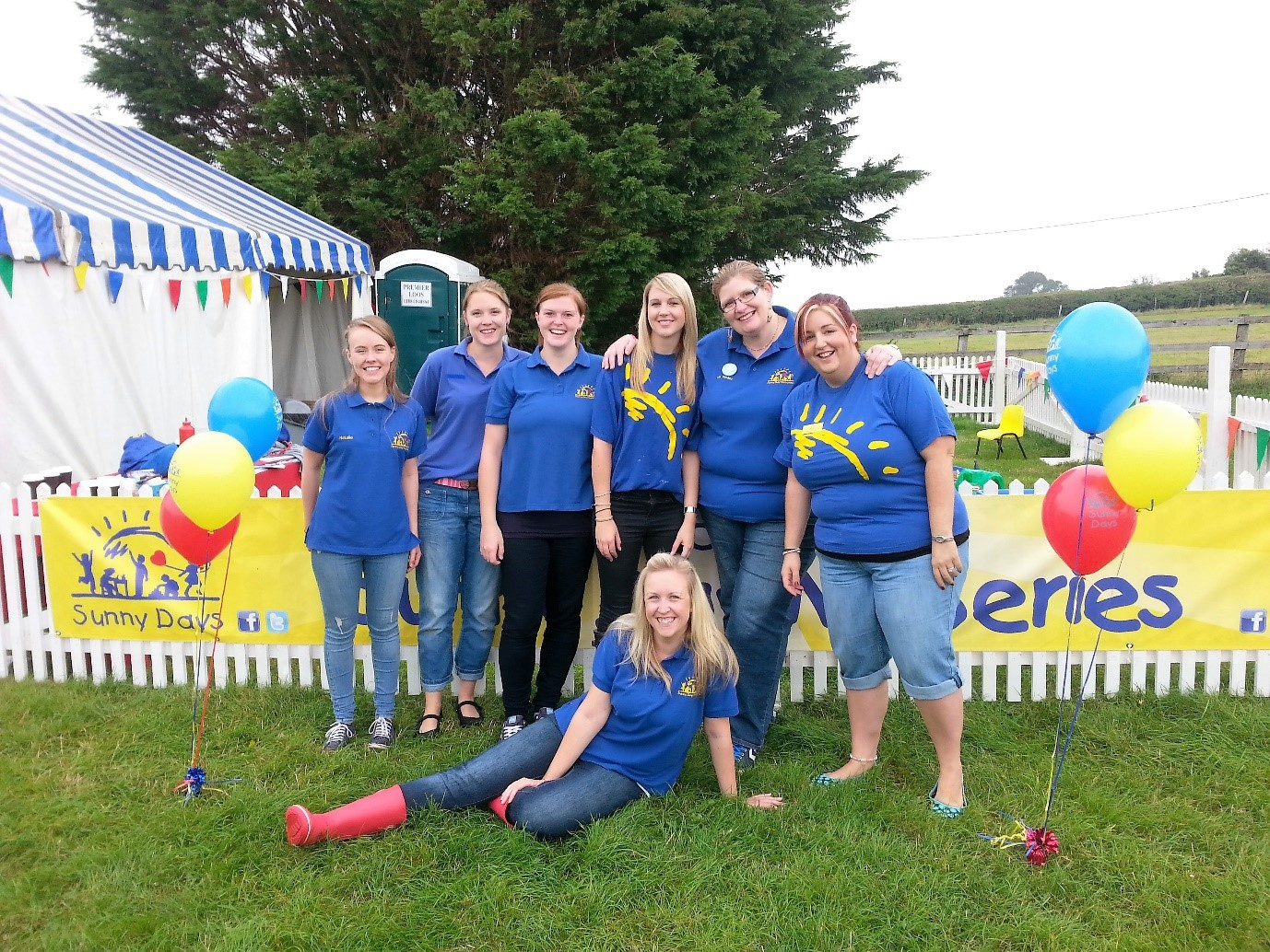 Outstanding Dorset nursery Sunny Days celebrates 21st birthday at this year's Dorset County Show