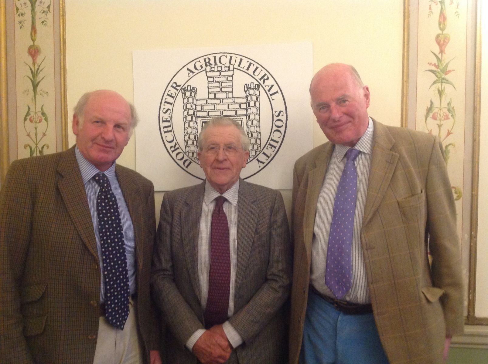New President Elected for the Dorchester Agricultural Society